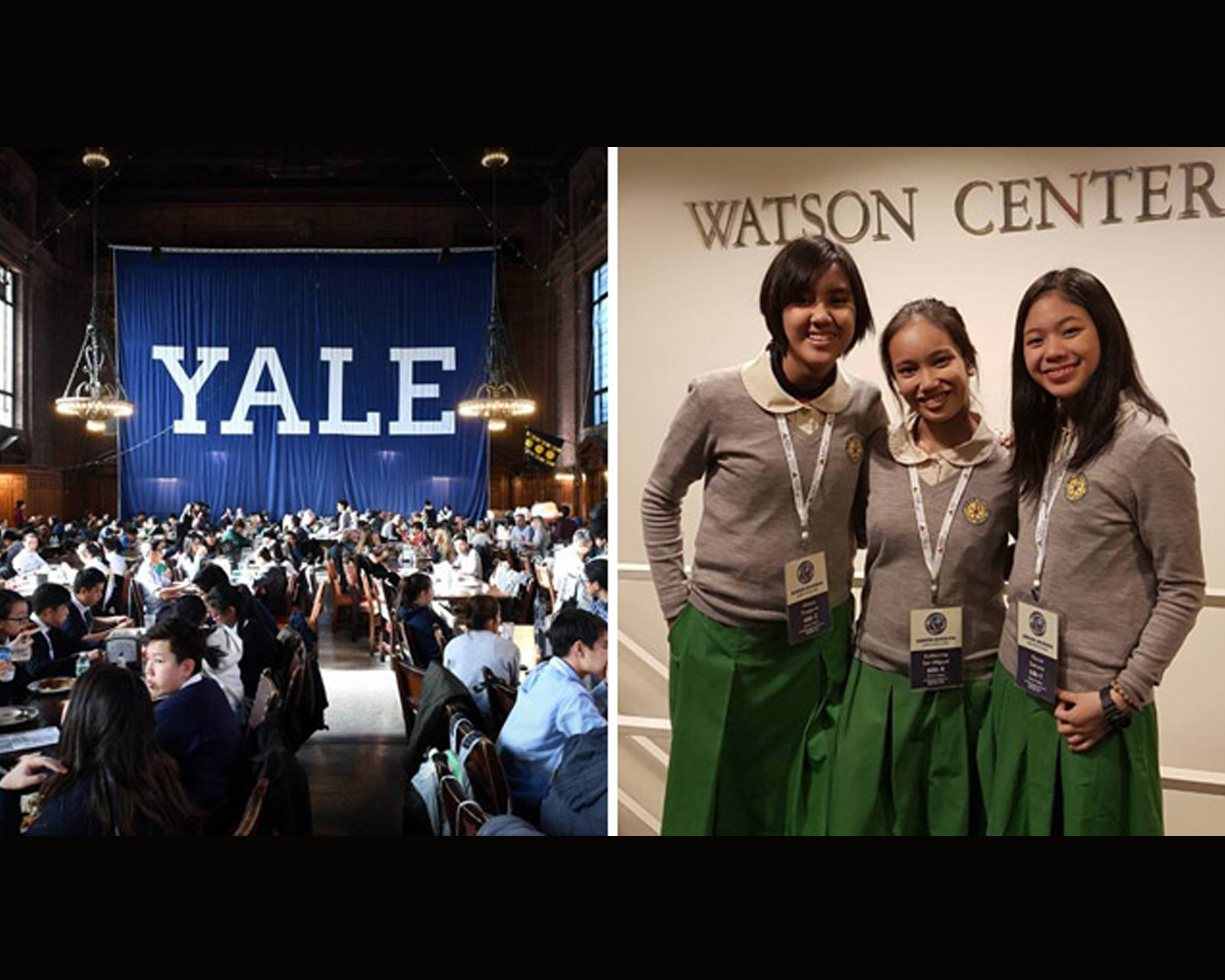All-Pinay Team Gets Top Ranking in Prestigious World Scholar's Cup in Yale by Jillianne E. Castillo | Smart Parenting