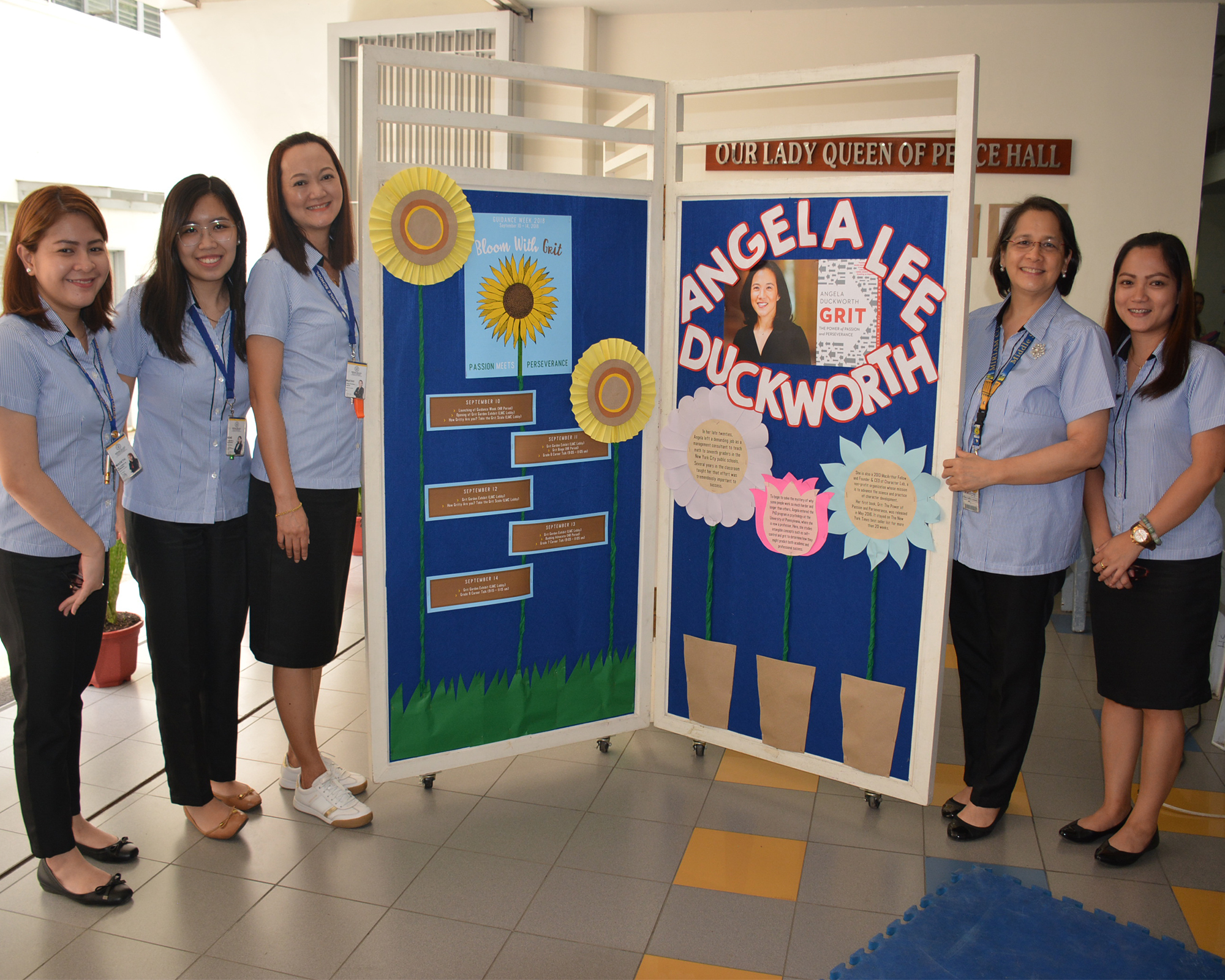 Career talks mark celebration of Guidance Week