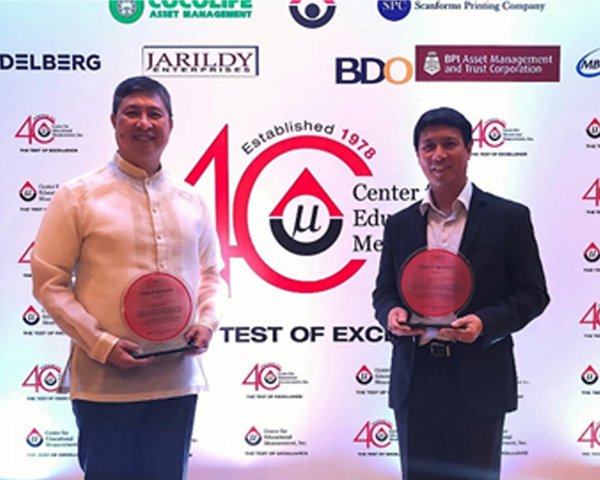 HEU faculty, MC units receive recognition from CEM