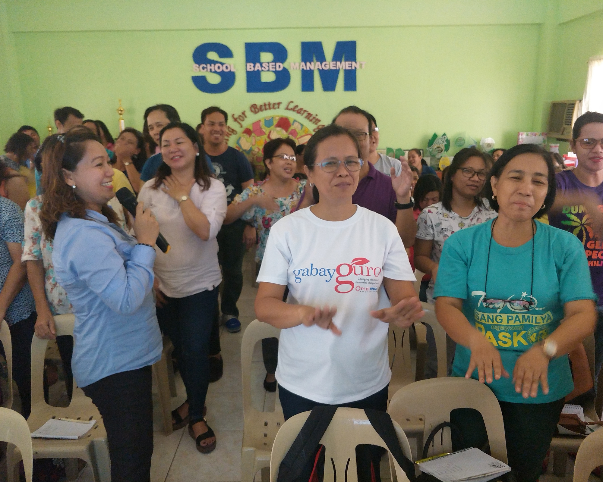MAE conducts teacher training with Schools Division of Marikina City
