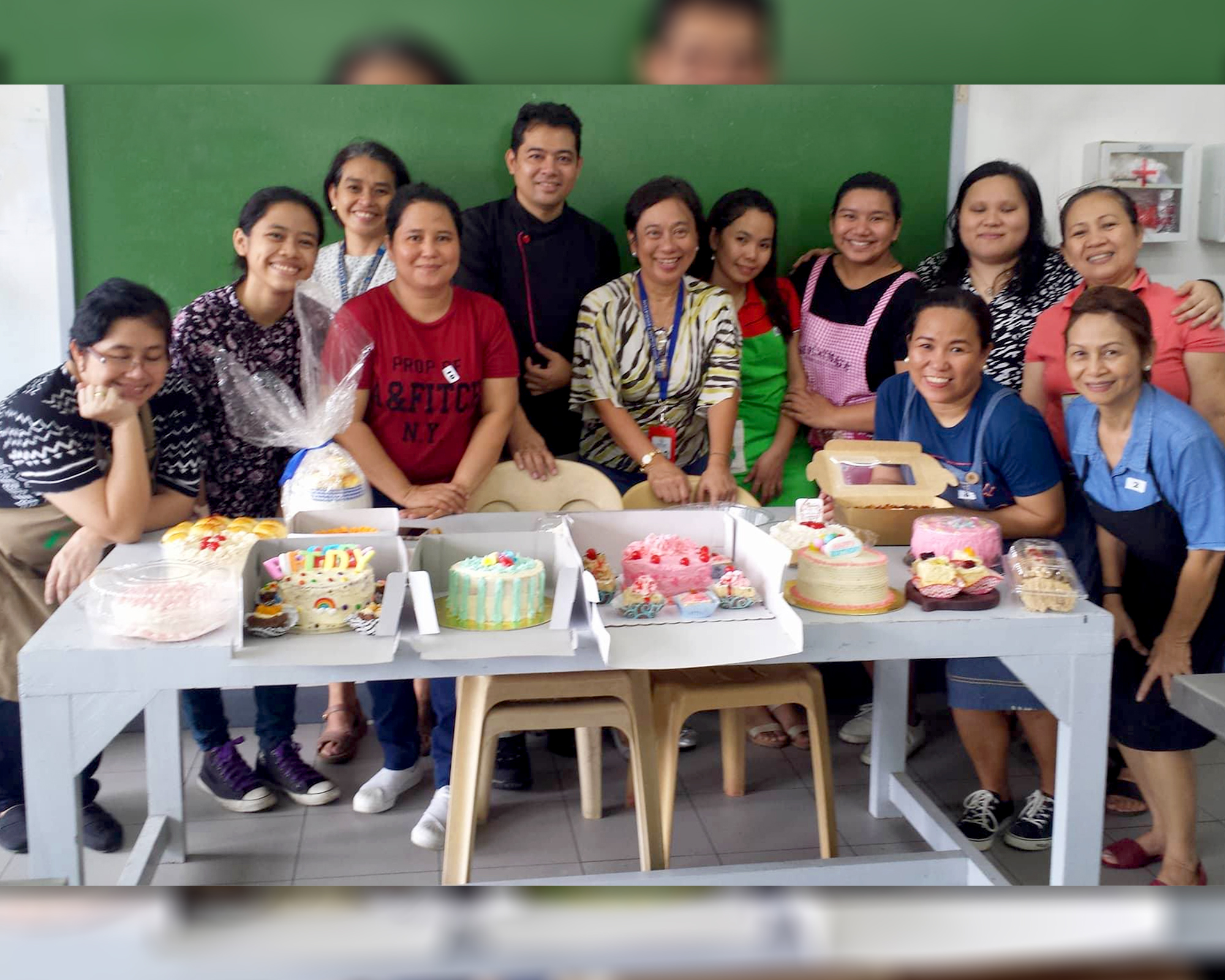 MAE conducts 1st Nat'l Assessment for Bread and Pastry Production NC II