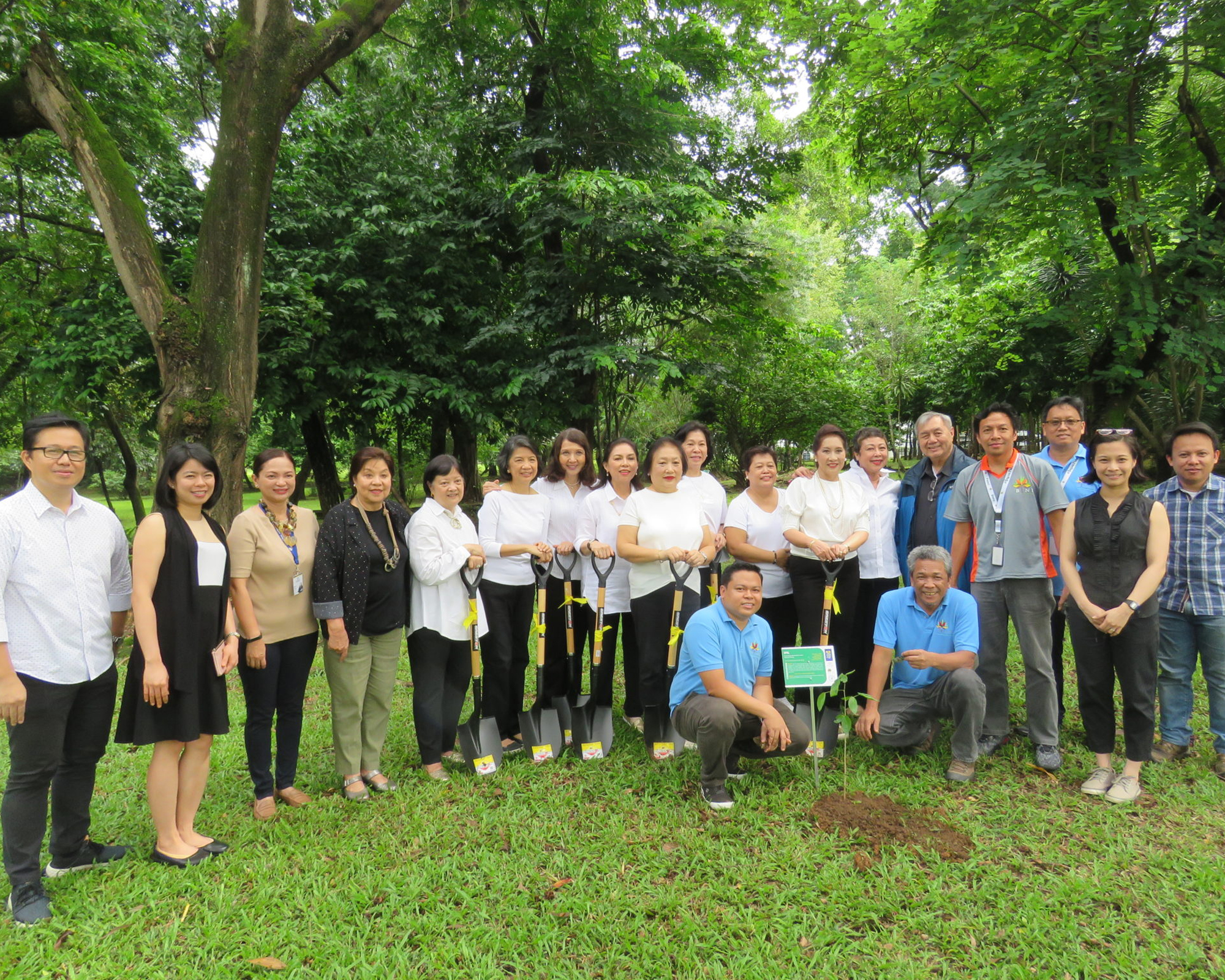 Miriam College supports EDC's tree propagation program | Business Mirror