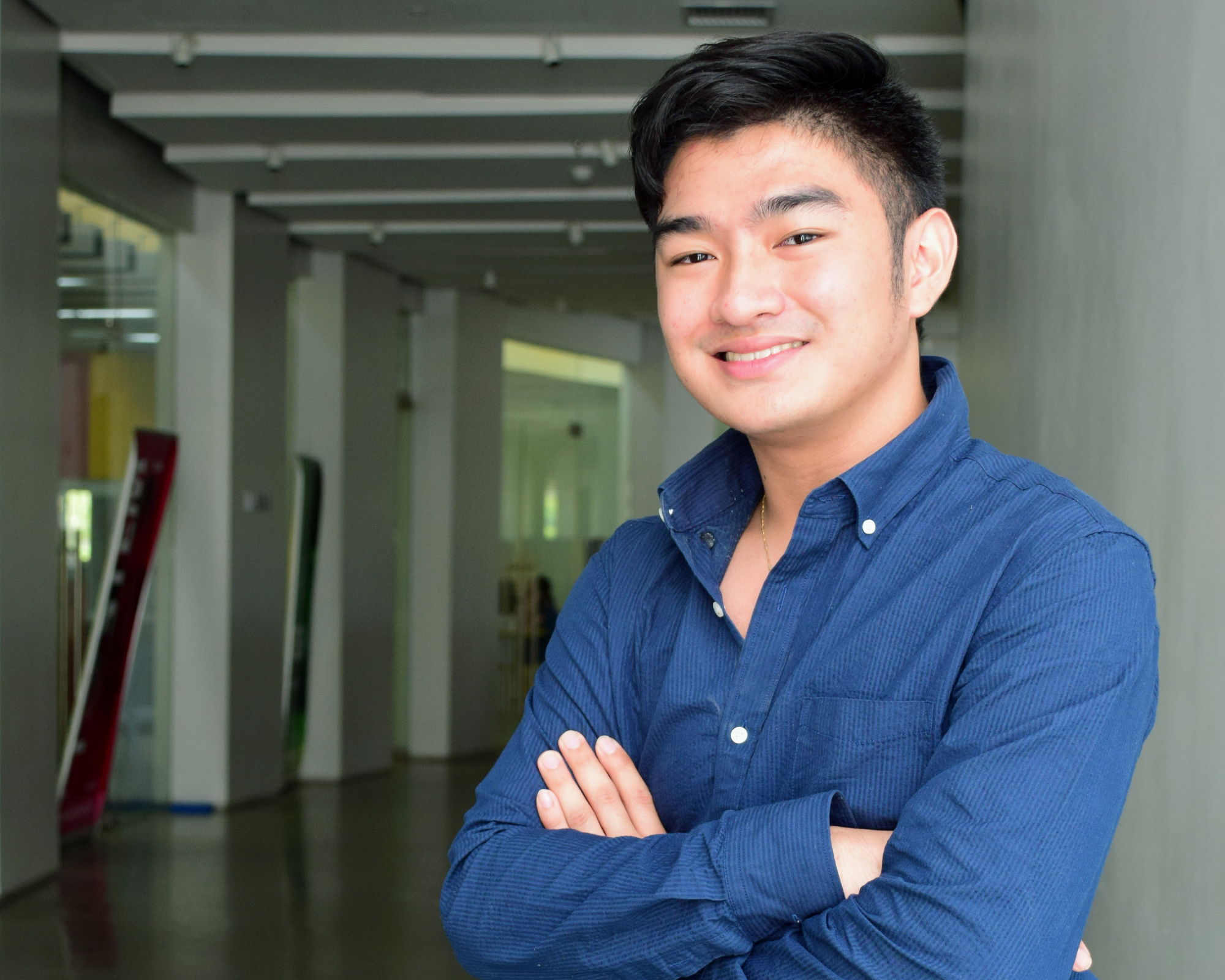 MCN alumnus shines as leader and scholar in Bangkok University