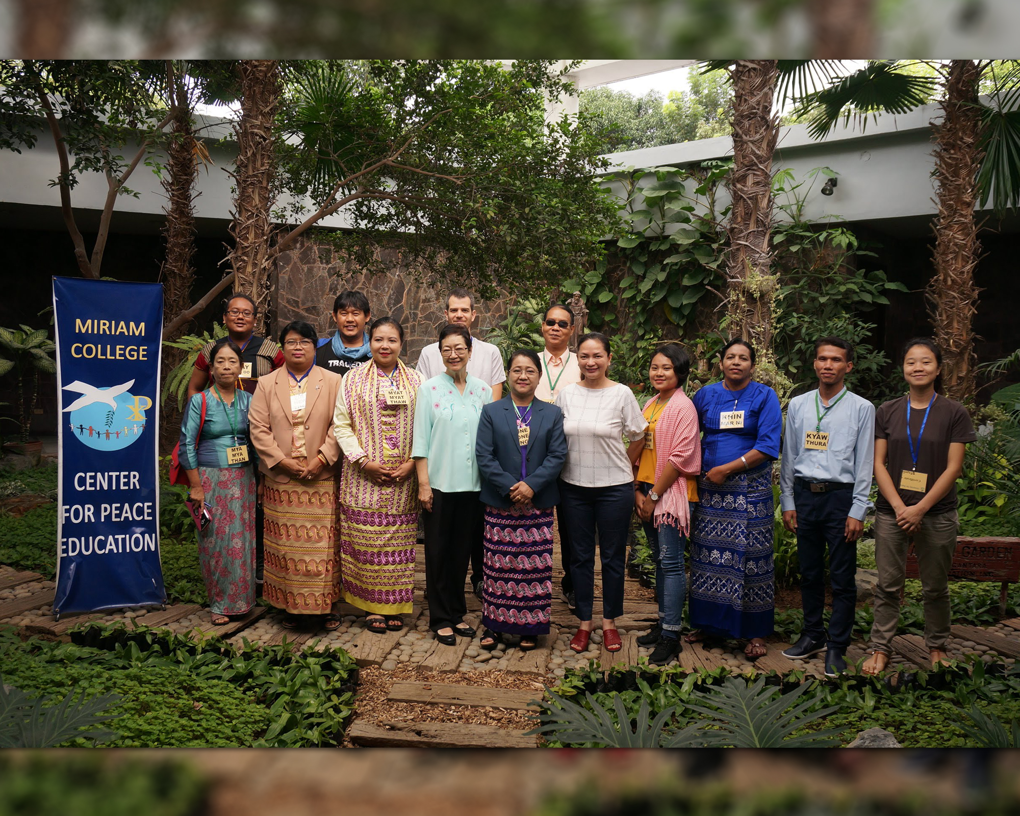 CPE Reaches Out to Myanmar