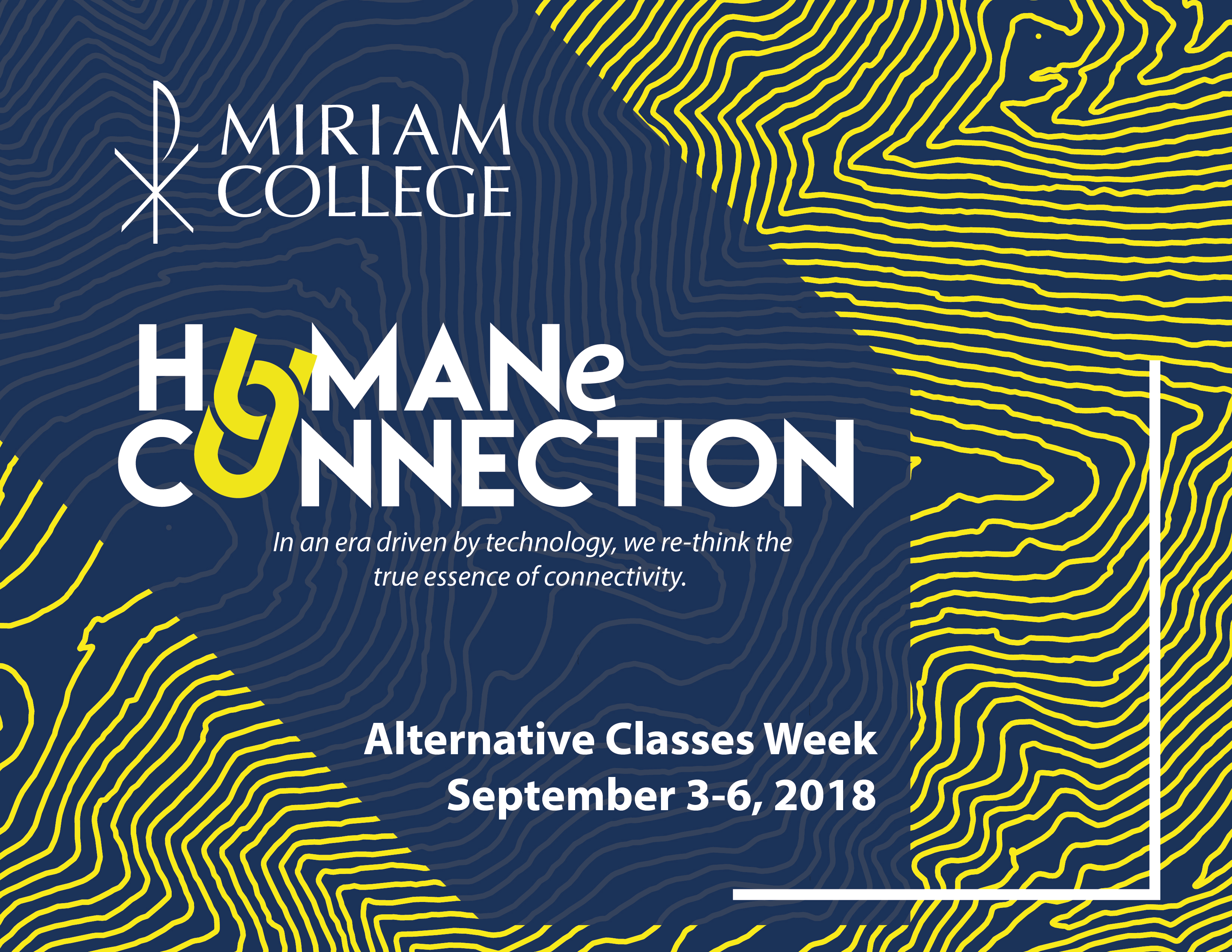 HUMANe CONNECTION | HEU Alternative Classes Week 2018