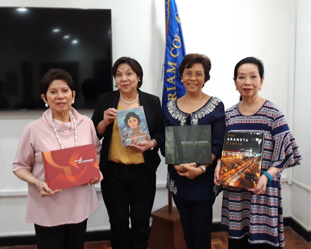 Alumnae Authors add precious books to the Maryknoll/Miriam College Family of Authors