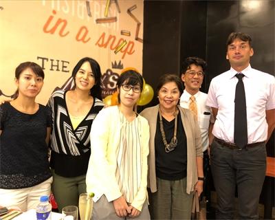 3 Japan schools explore exchange program with MC