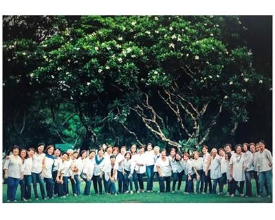Golden Jubilarians - Maryknoll College Class '70 News