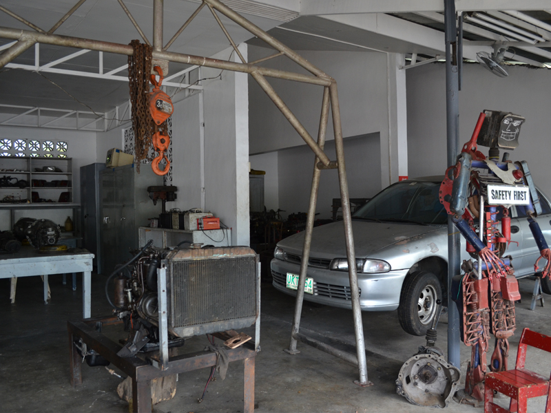 Automotive Laboratory