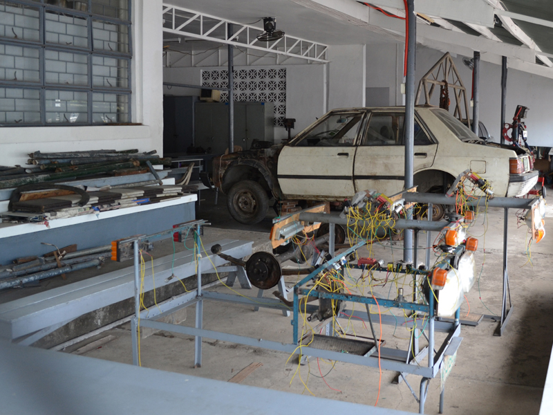 Automotive Laboratory