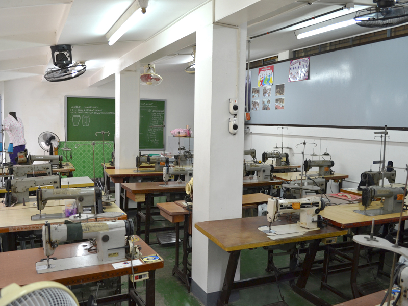 Dressmaking Laboratory