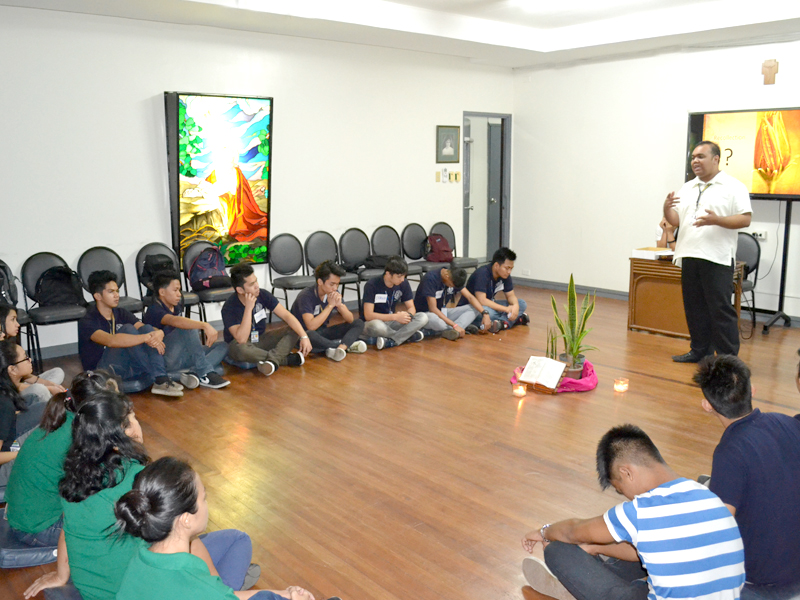 Recollection Room
