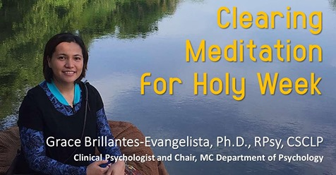 Clearing Meditation for Holy Week