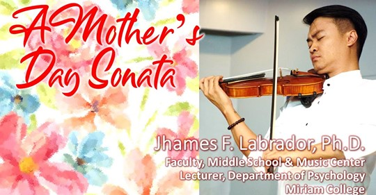 A Mother's Day Sonata