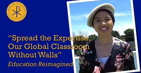 Spread the Expertise, Our Global Classroom Without Walls