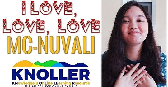 I Love, Love, Love MC-Nuvali!