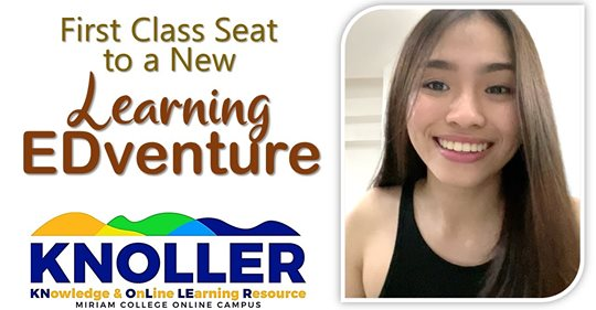 First Class Seat to a New Learning EDventure