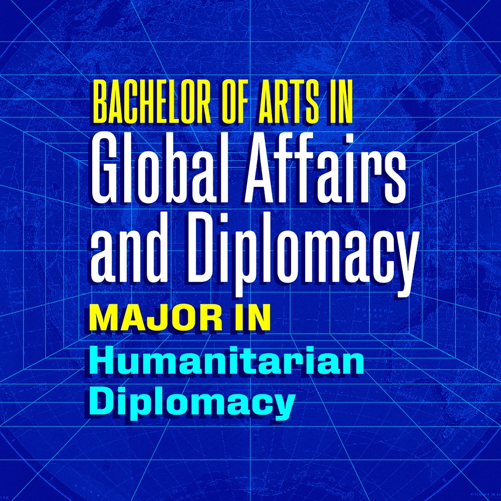 Humanitarian Affairs & Diplomacy