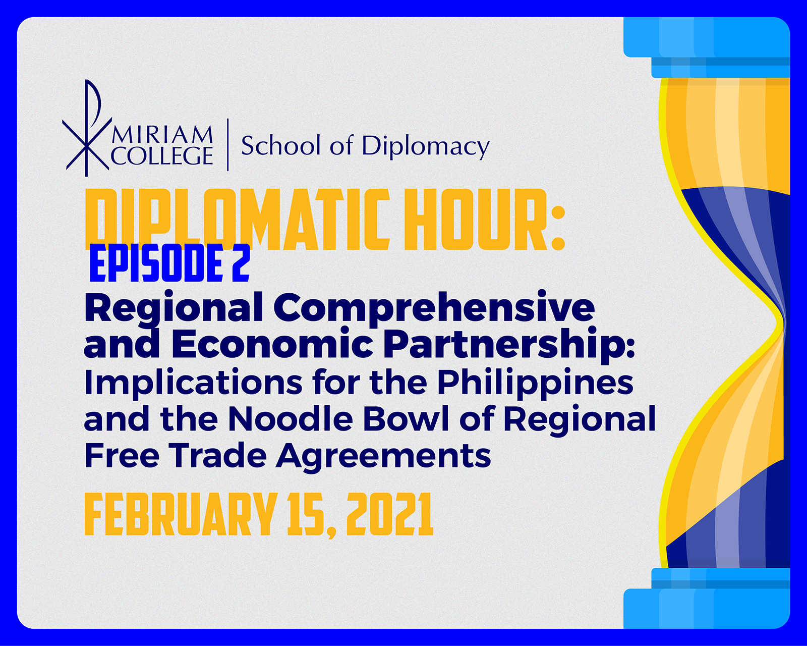 Diplomatic Hour (Episode 2)