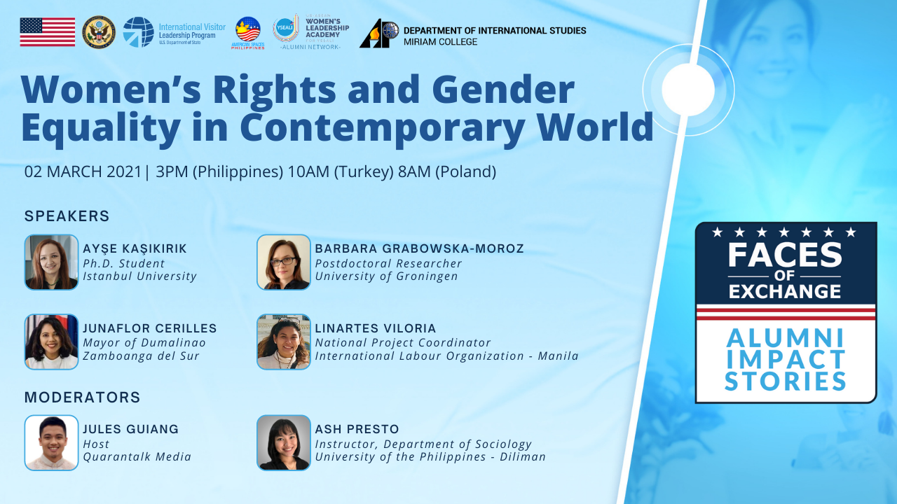 Women's Rights and Gender Equality in Contemporary World