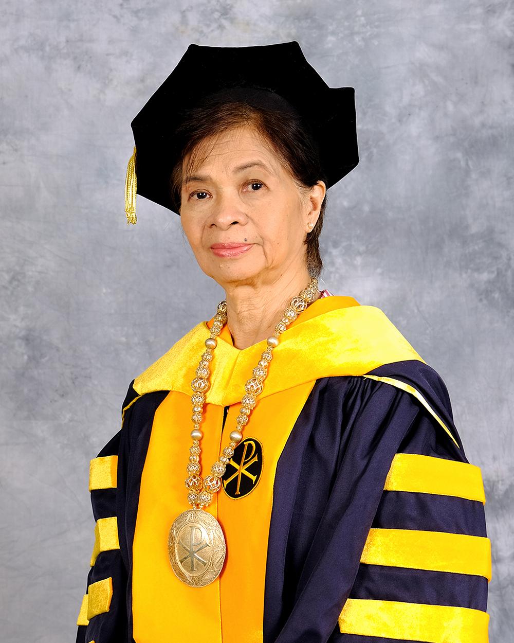 Ambassador Laura Quiambao-Del Rosario, M.A., M.Ed.