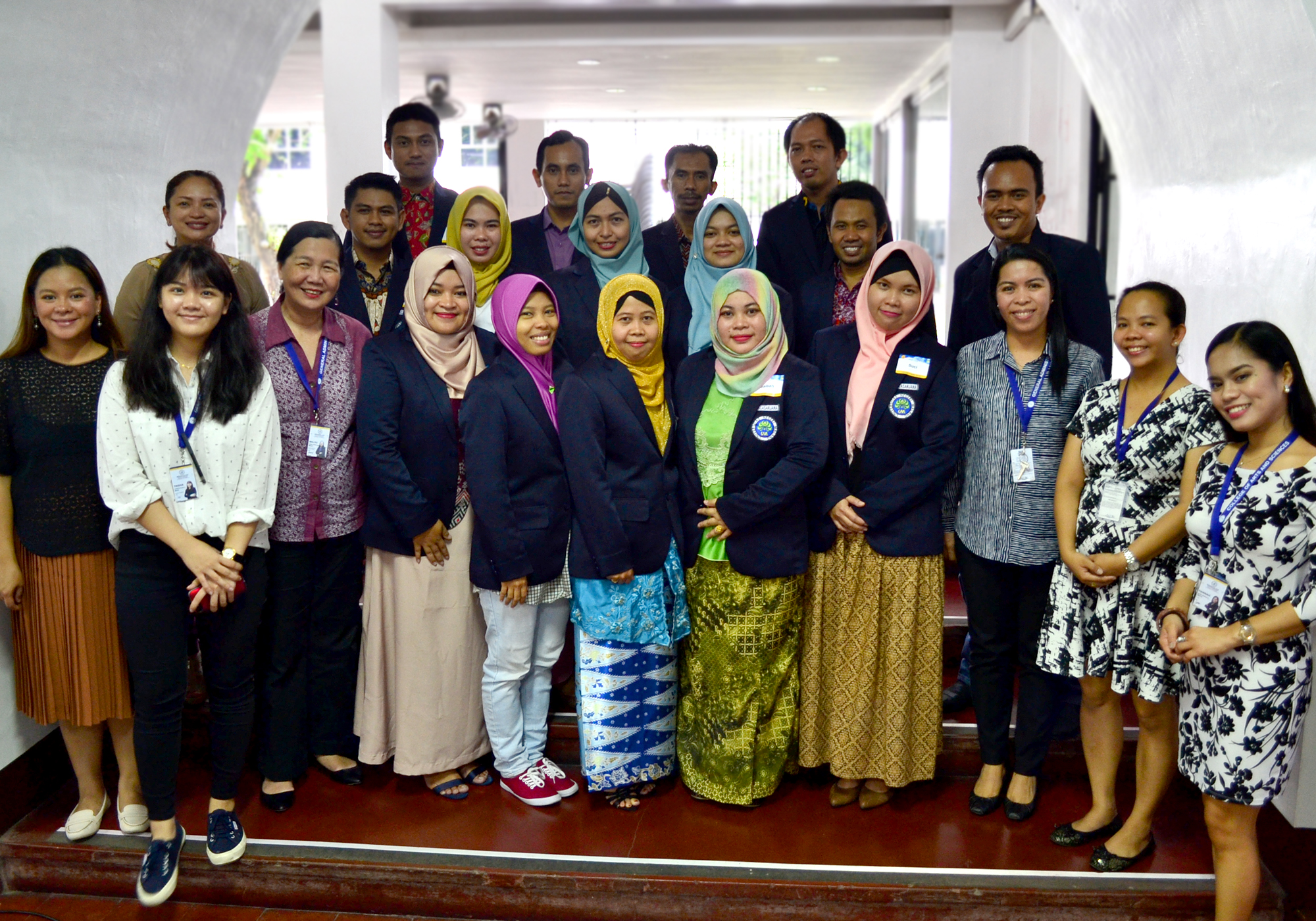 State University of Malang students complete MC English Language Education Program in MC