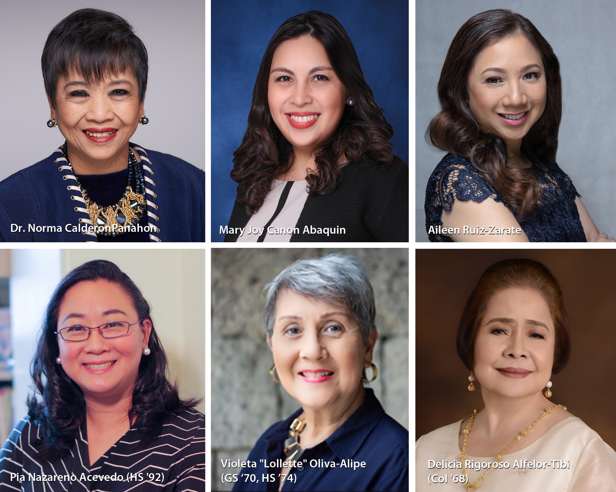 Miriam College honors 13 amazing alumni