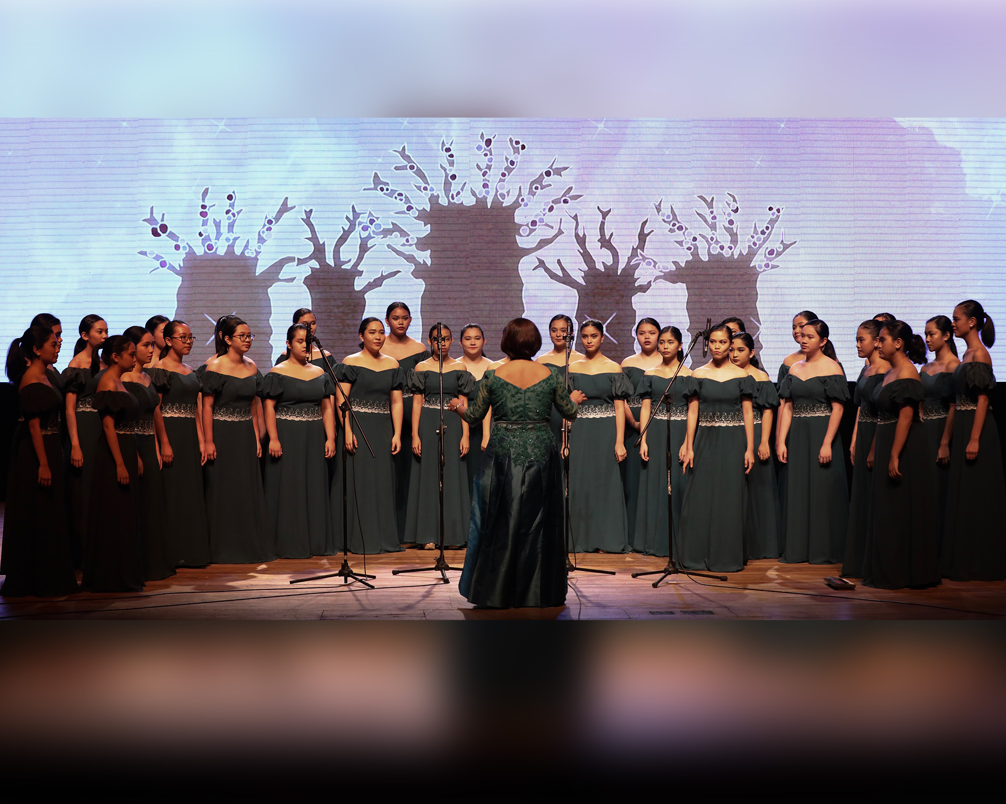 MCHS Glee Club wins in CMLI Voices in Harmony choral competition