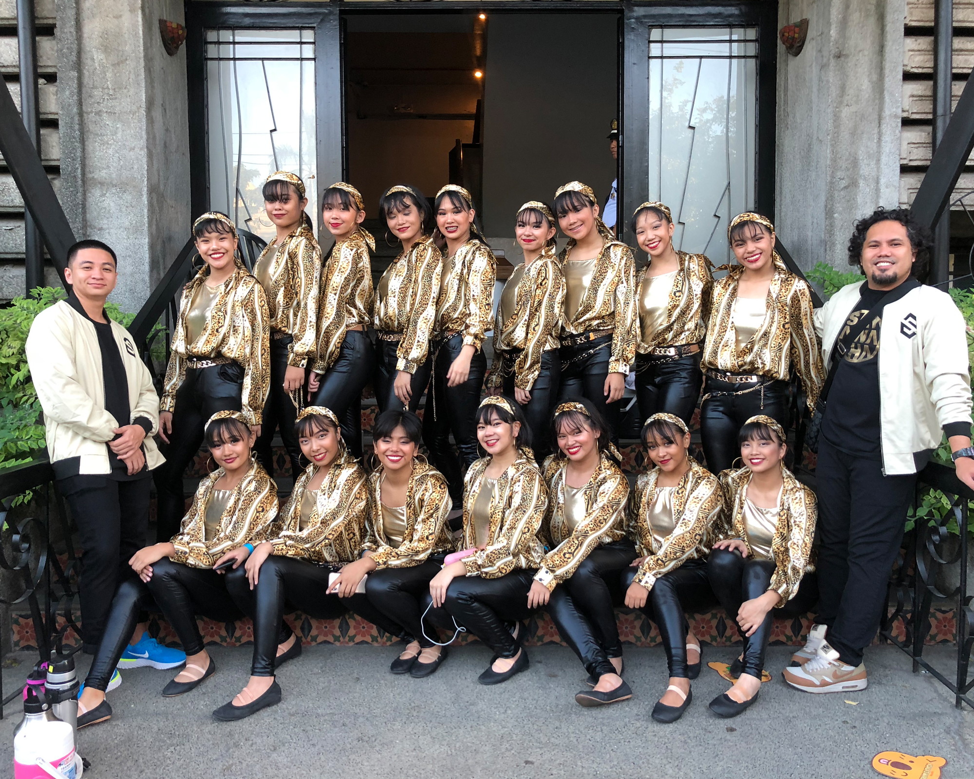 Sayawatha declared champions in Crissa Dance Synergy 13 and WNCAA Hip Hop competition