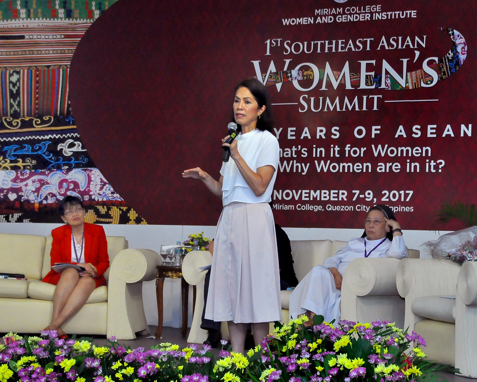 WAGI launches 1st Southeast Asian Women's Summit