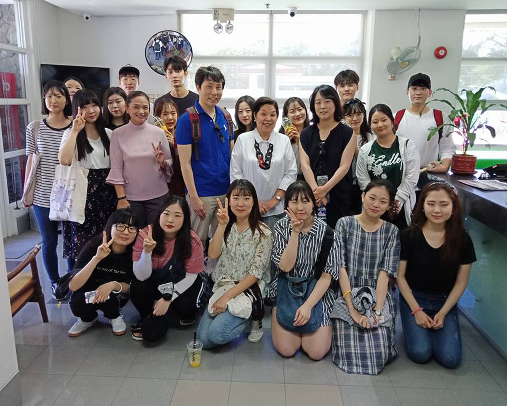 MC, Hanshin University participate in Mutual Understanding Program 2018