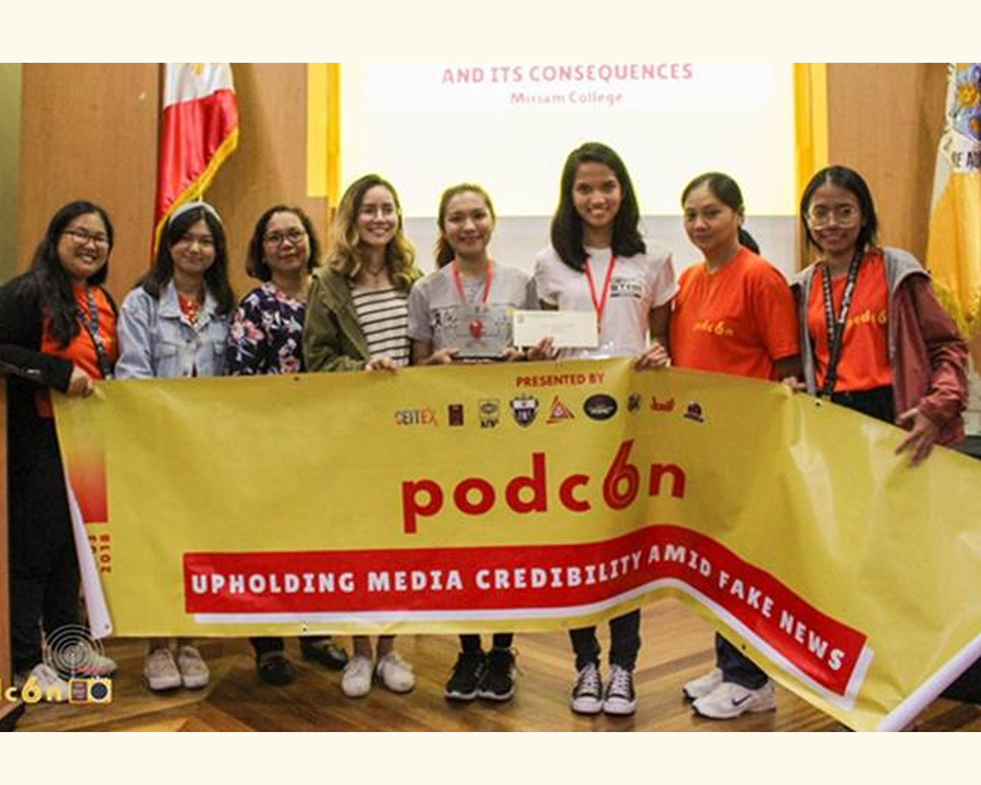 Radio MC wins in annual PODCON Student Awards