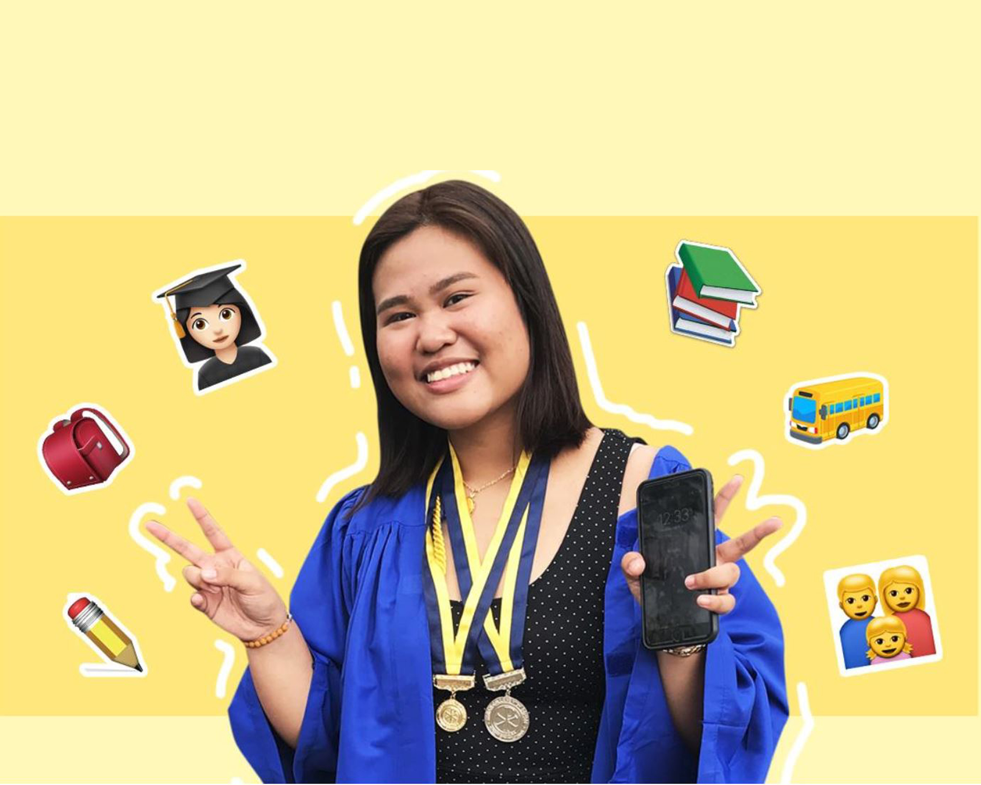 Daily Diaries: The Perks Of Leaving Your Comfort Zone In High School by Almira Blancada | ABS CBN News