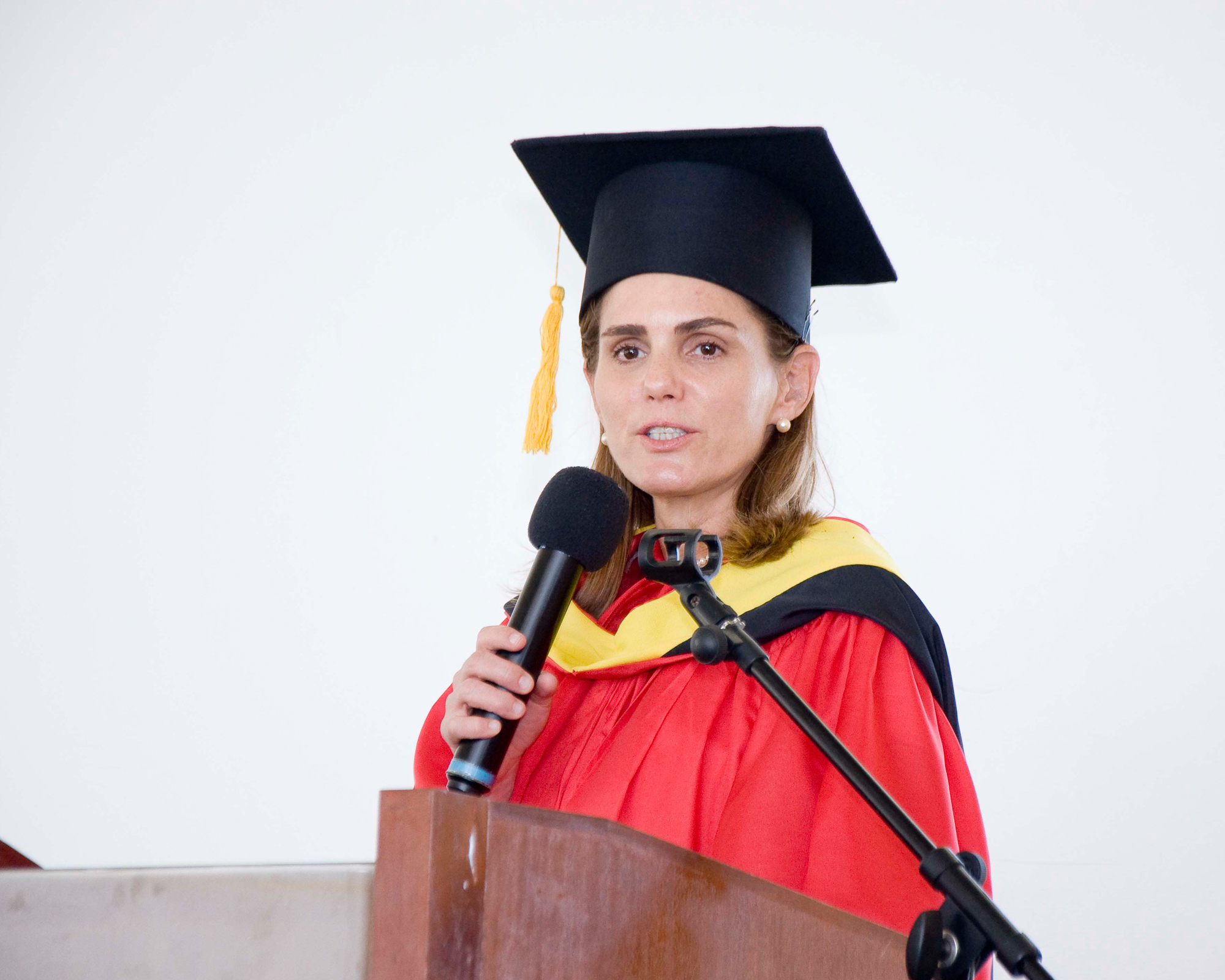 Lizzie Zobel de Ayala Addresses New Graduates: Make The Right Choices in Life | Smart Parenting