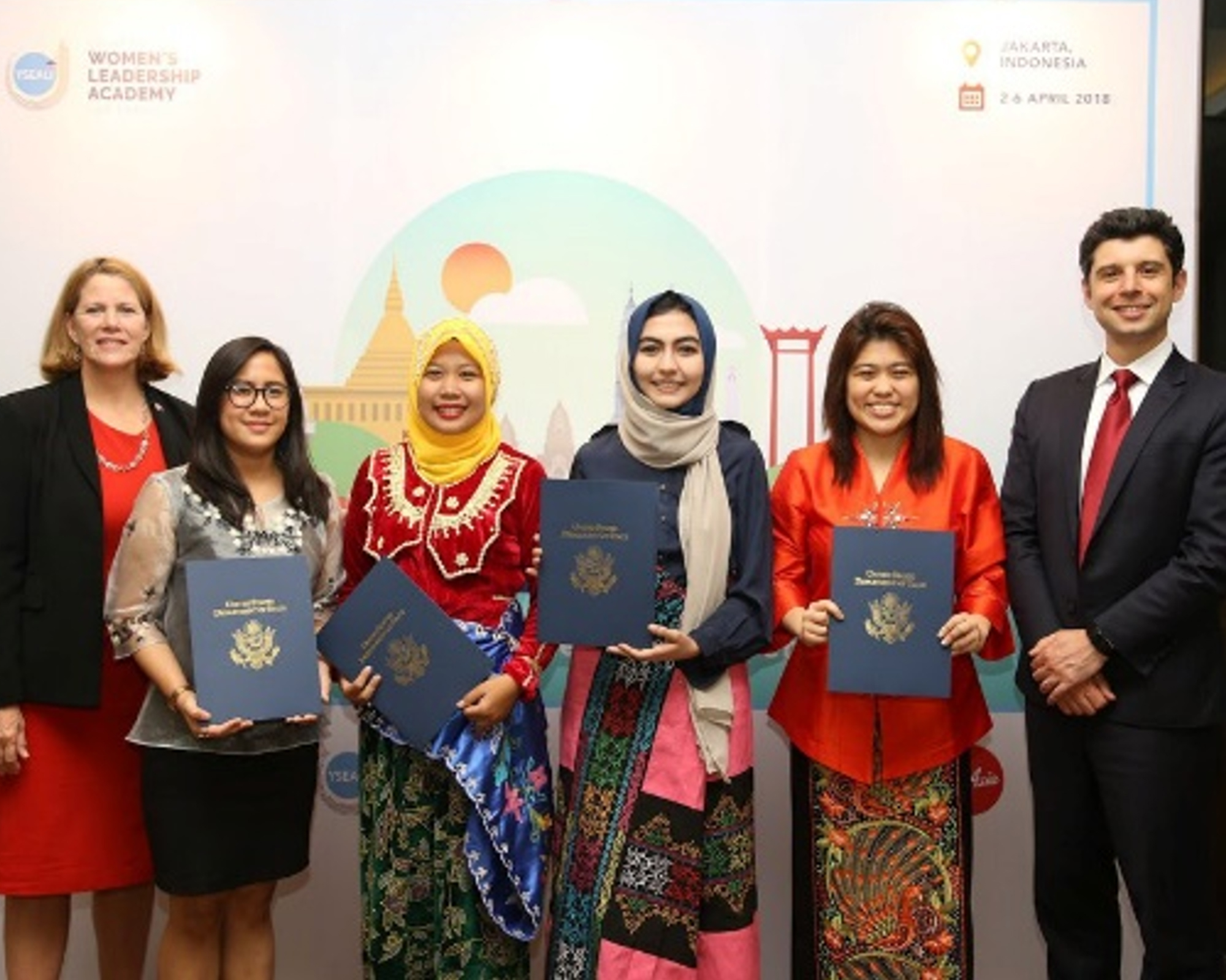WAGI attends women's leadership initiative in Jakarta