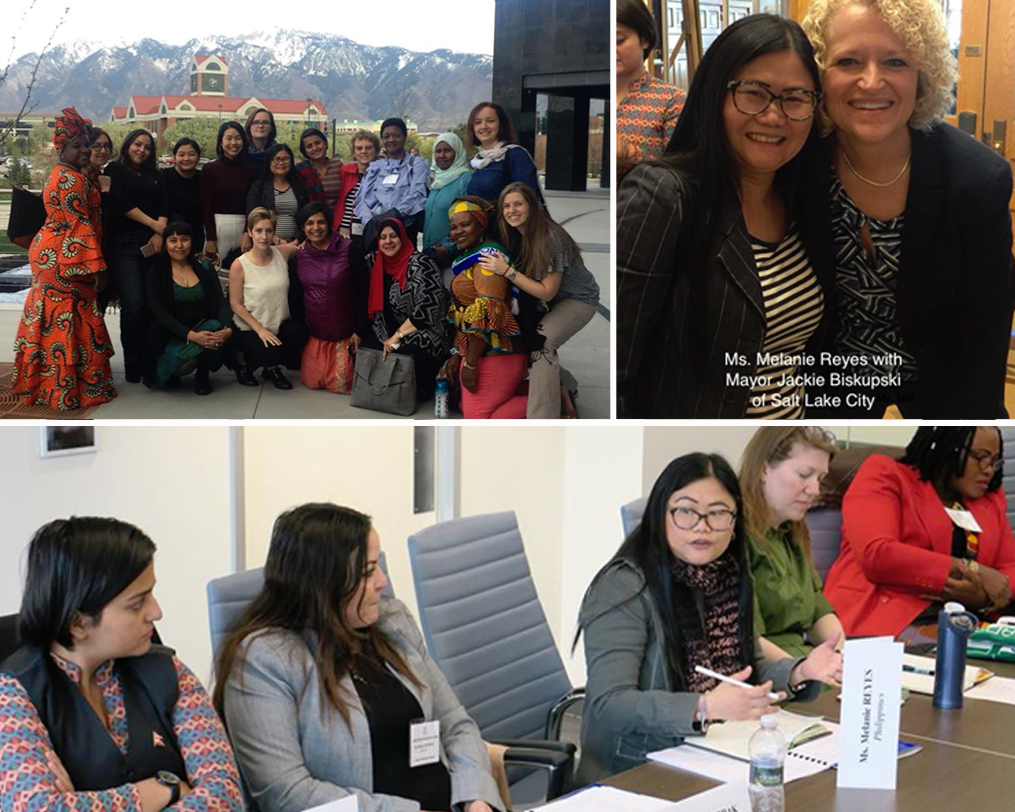 WAGI's Mel Reyes participates in int'l leadership program in the US
