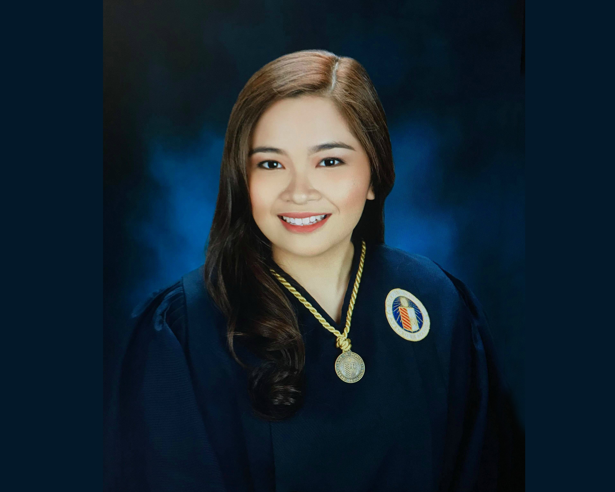 MC alumna is ADMU Summa Cum Laude