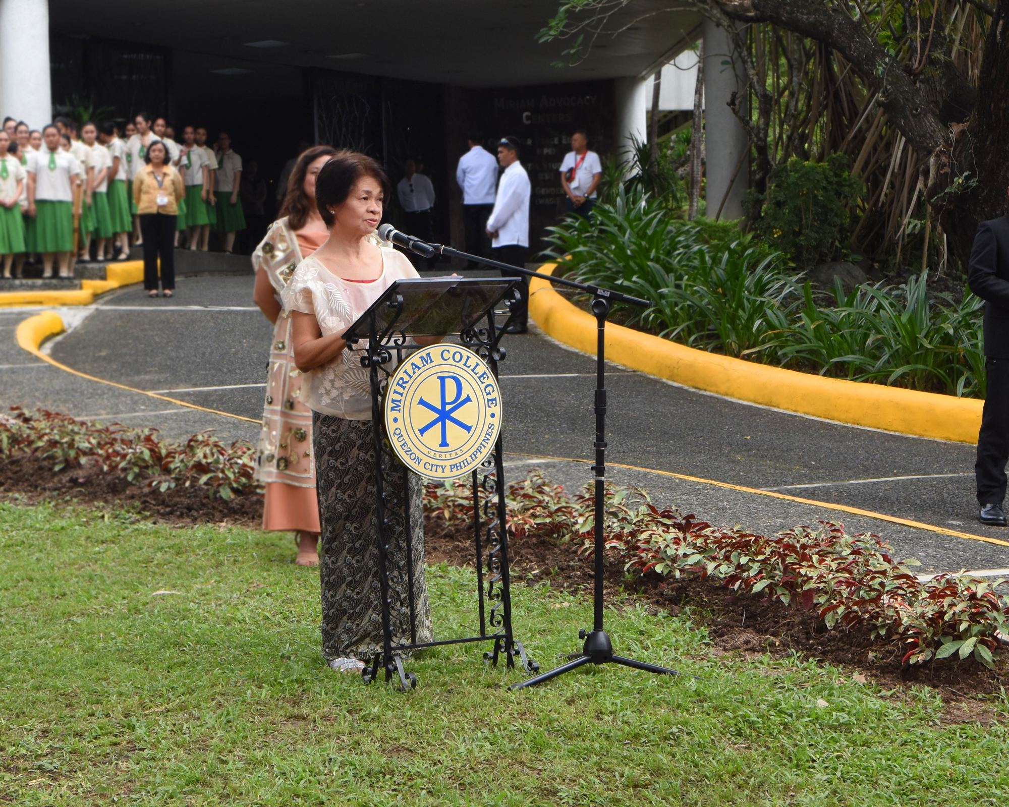 A Message of Thanks to the President of India  |  Amb. Laura Quiambao-Del Rosario