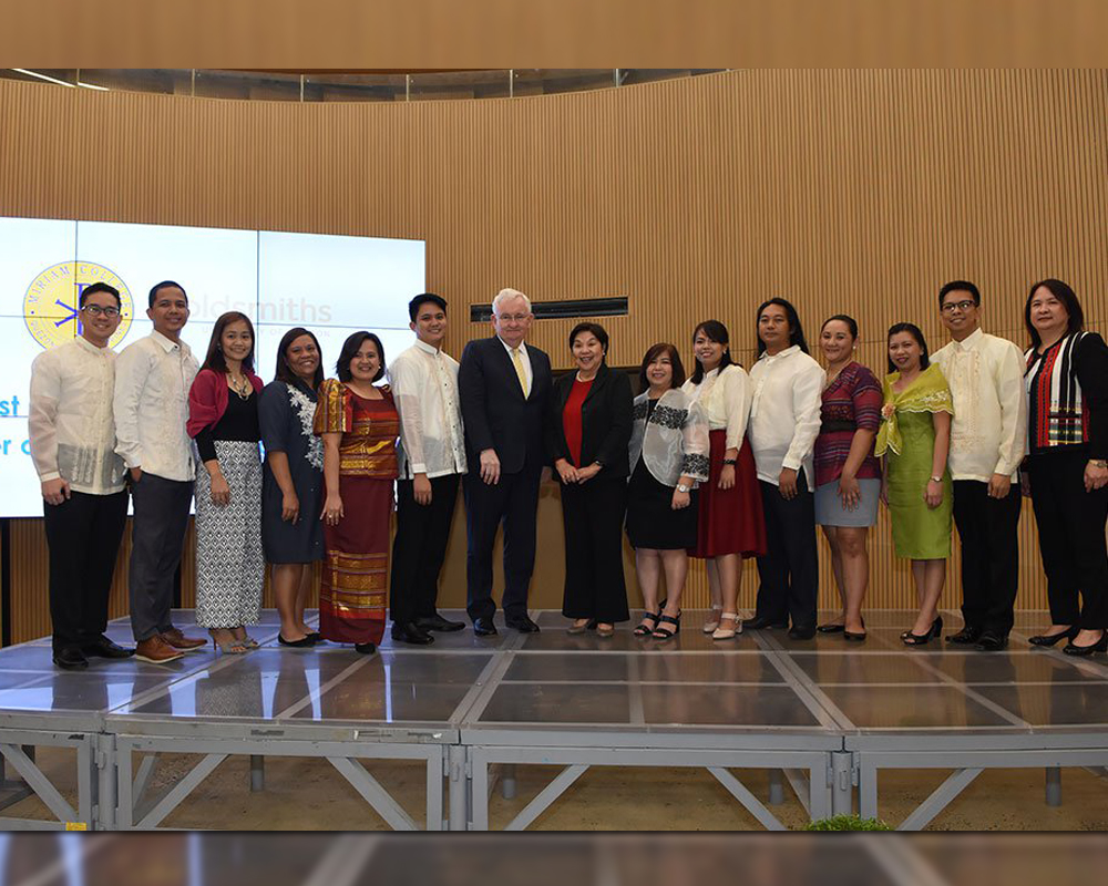 Miriam College, Goldsmiths partner for unique program that fuses design thinking and education | Philippine Daily Inquirer