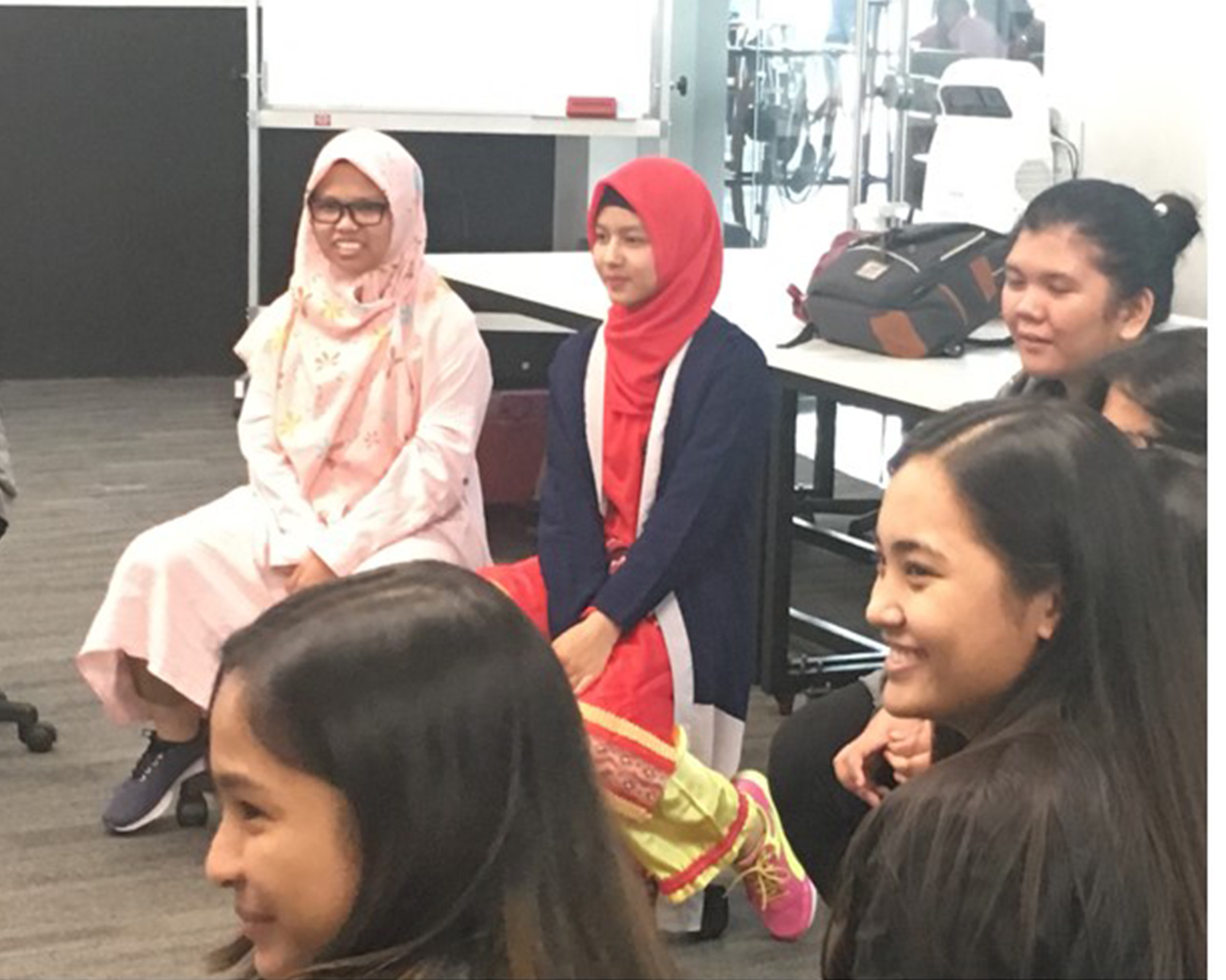 MC, schools in Indonesia partner for student internship