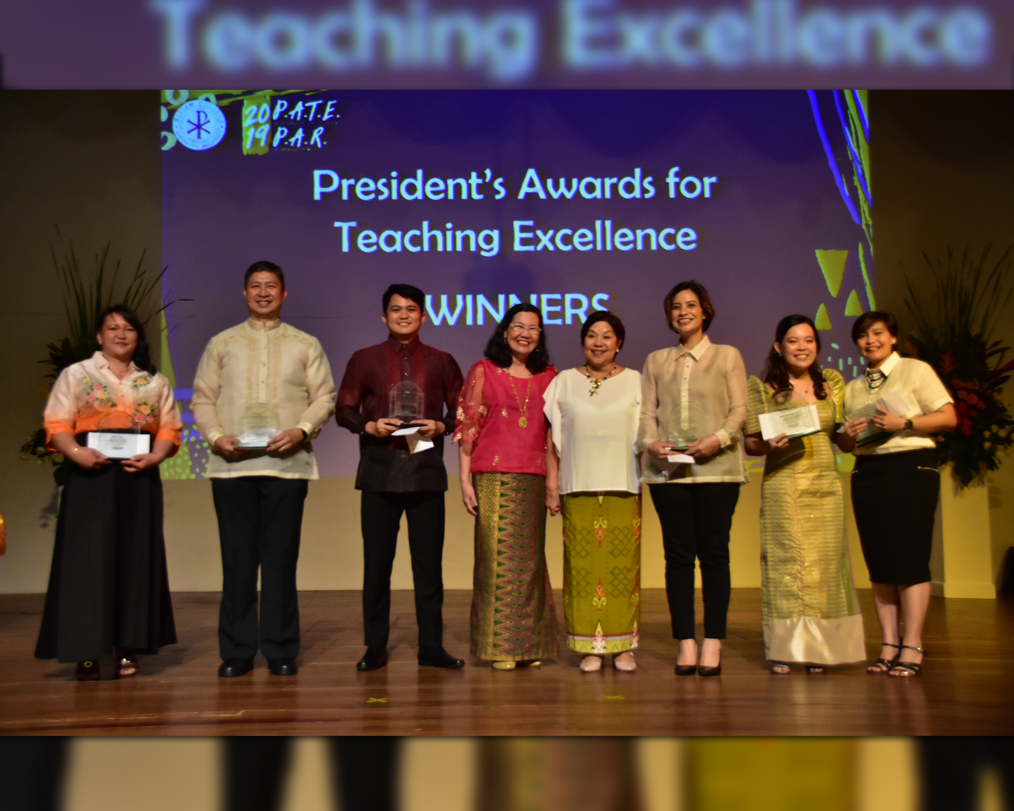 MC honors outstanding achievers in research and teaching