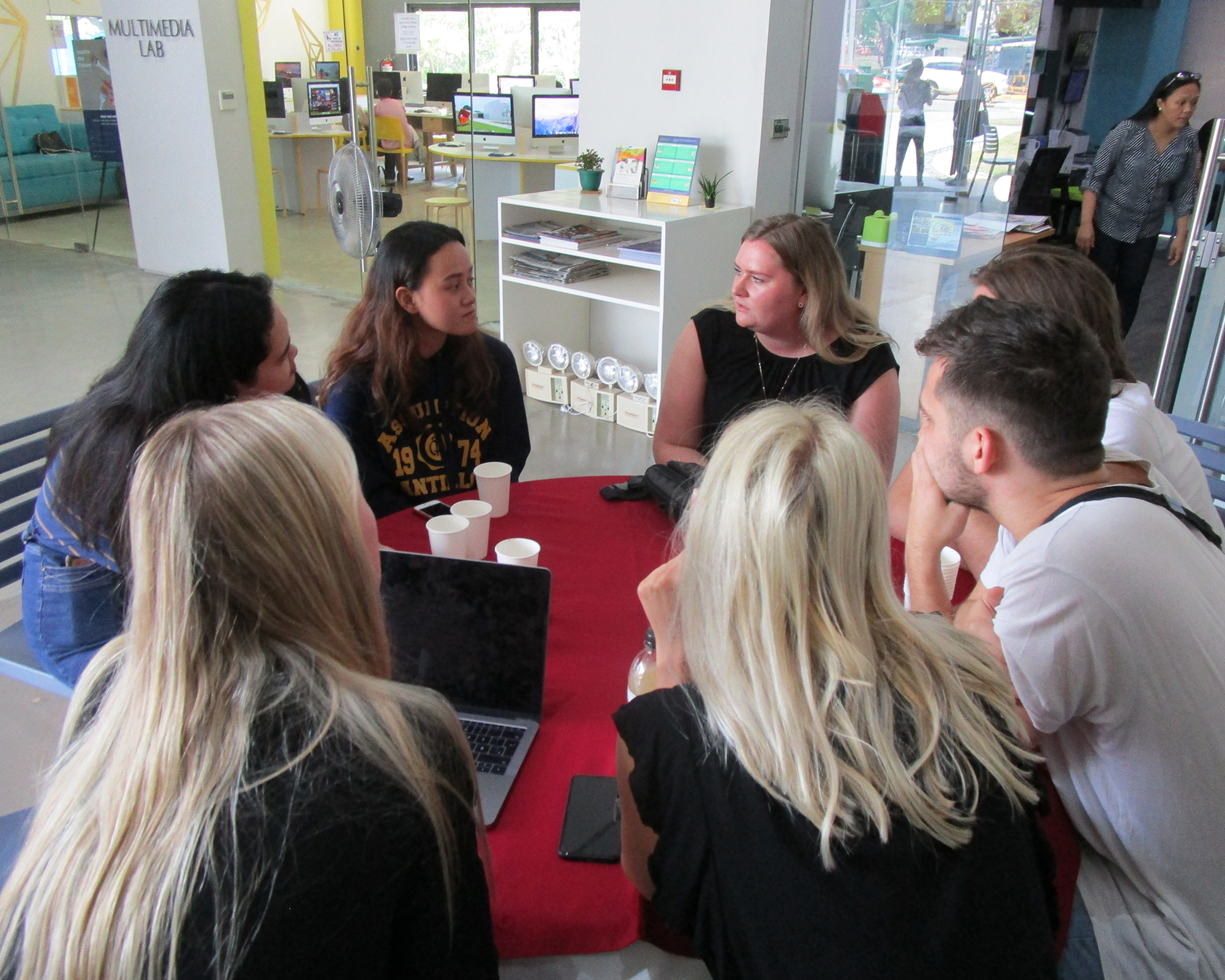 Aarhus Business Academy of Denmark revisits MC for two-day lecture