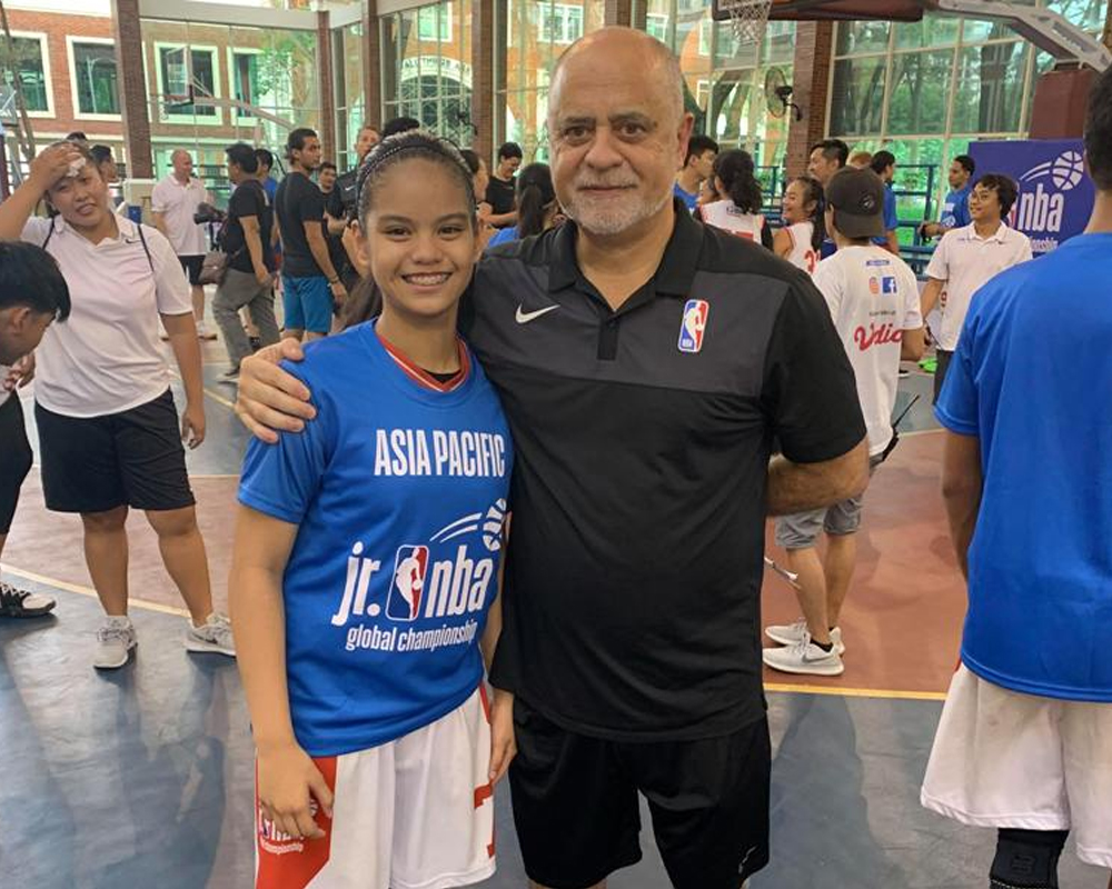 Pinay teen cracks Asia Pacific squad to Jr. NBA Global Games | Manila Bulletin
