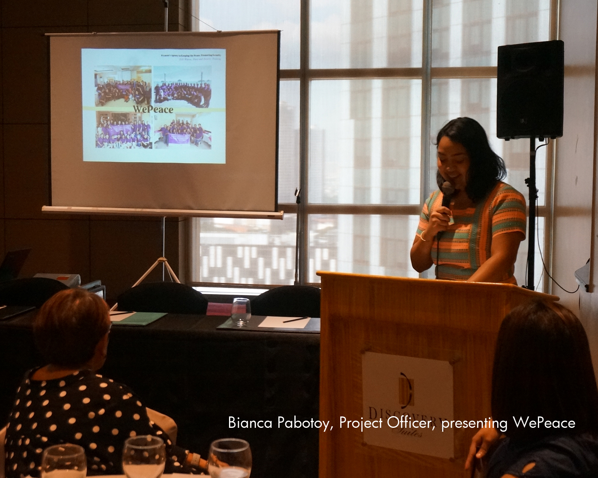At the Frontline: Women Peacekeepers in the Philippines