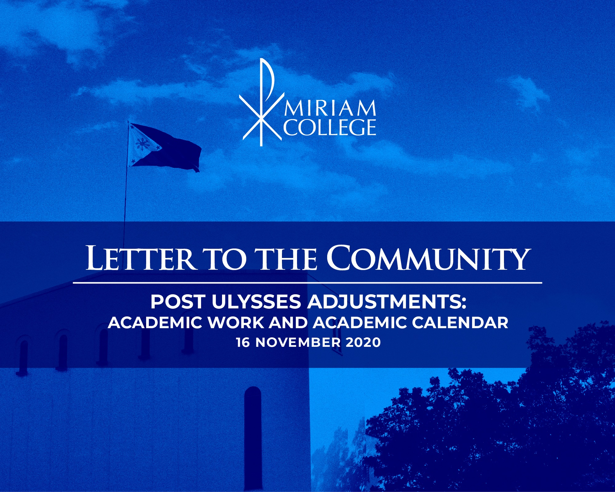 Post Ulysses Adjustments: Academic Work and Academic Calendar