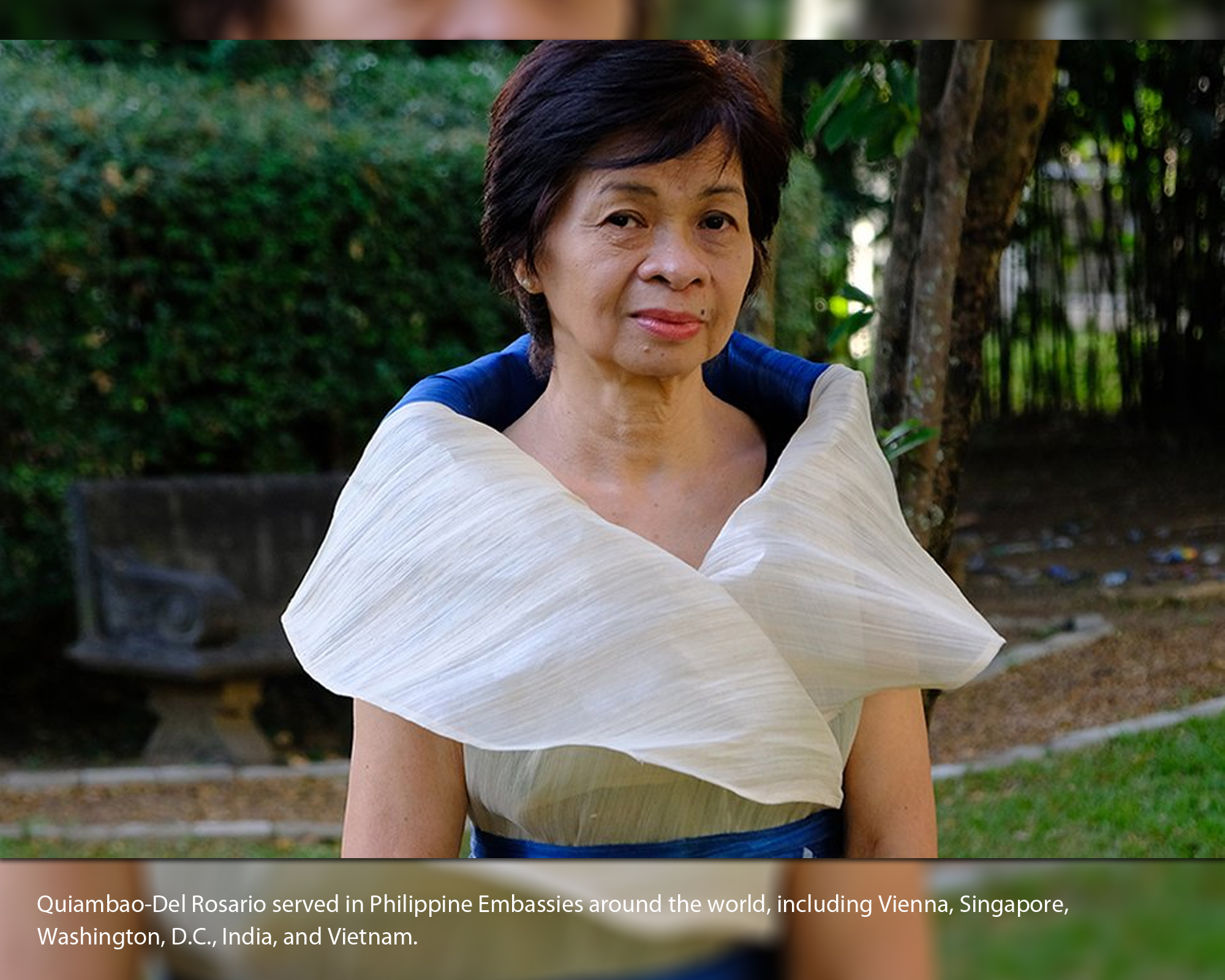 This former DFA undersecretary and diplomat is Miriam College's new president | ANCX