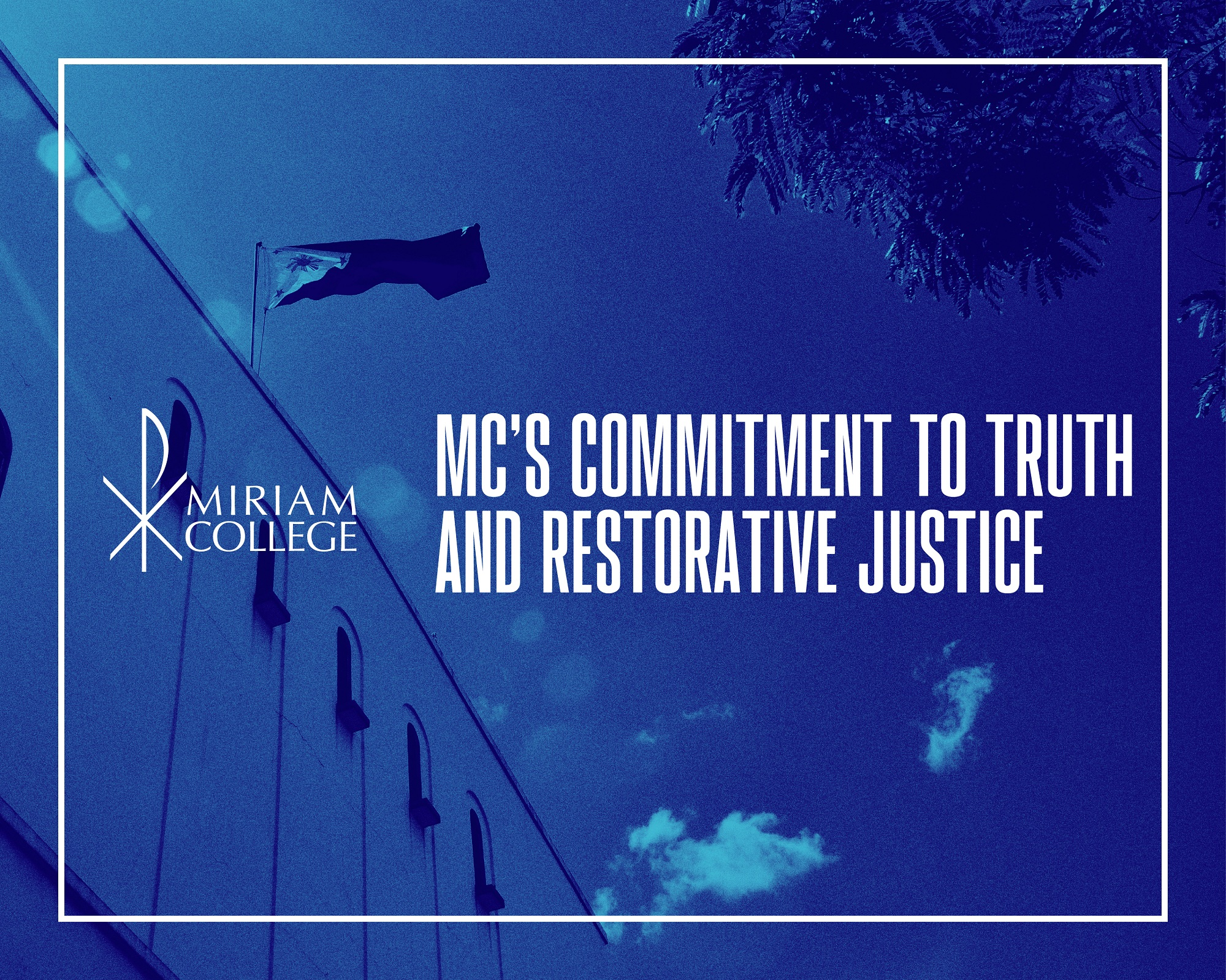 MC'S COMMITMENT TO TRUTH AND RESTORATIVE JUSTICE
