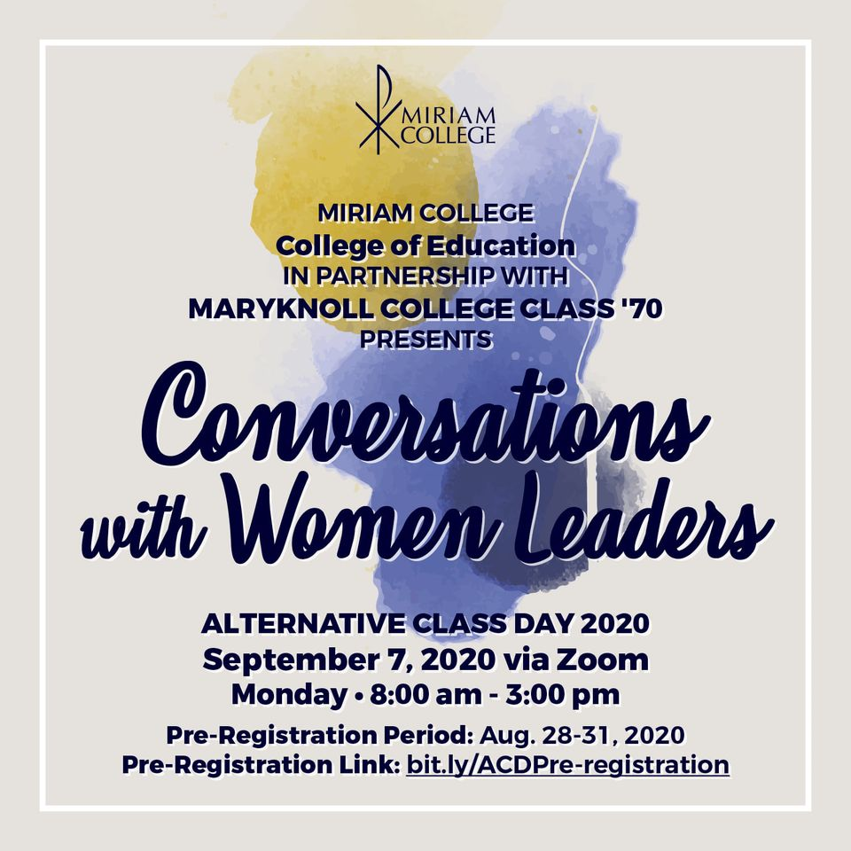 Conversations with Women Leaders