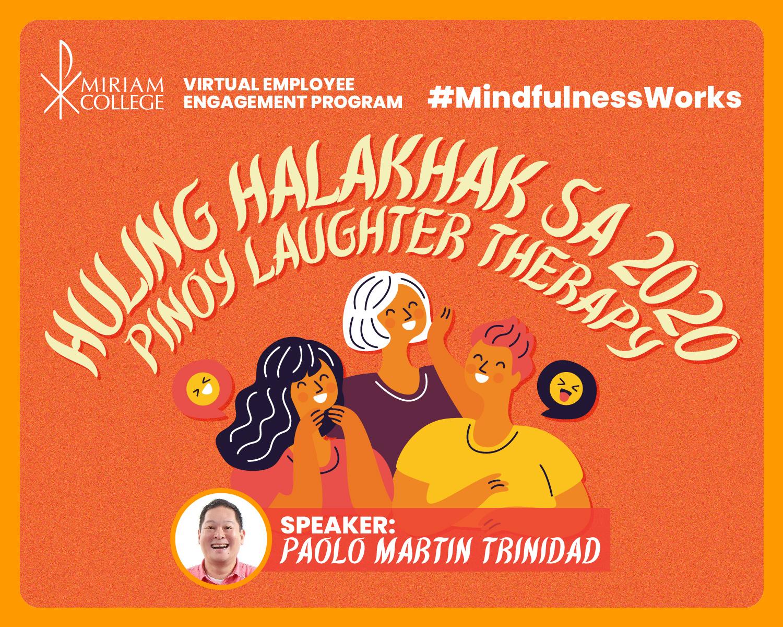 Talk: Huling Halakhak sa 2020