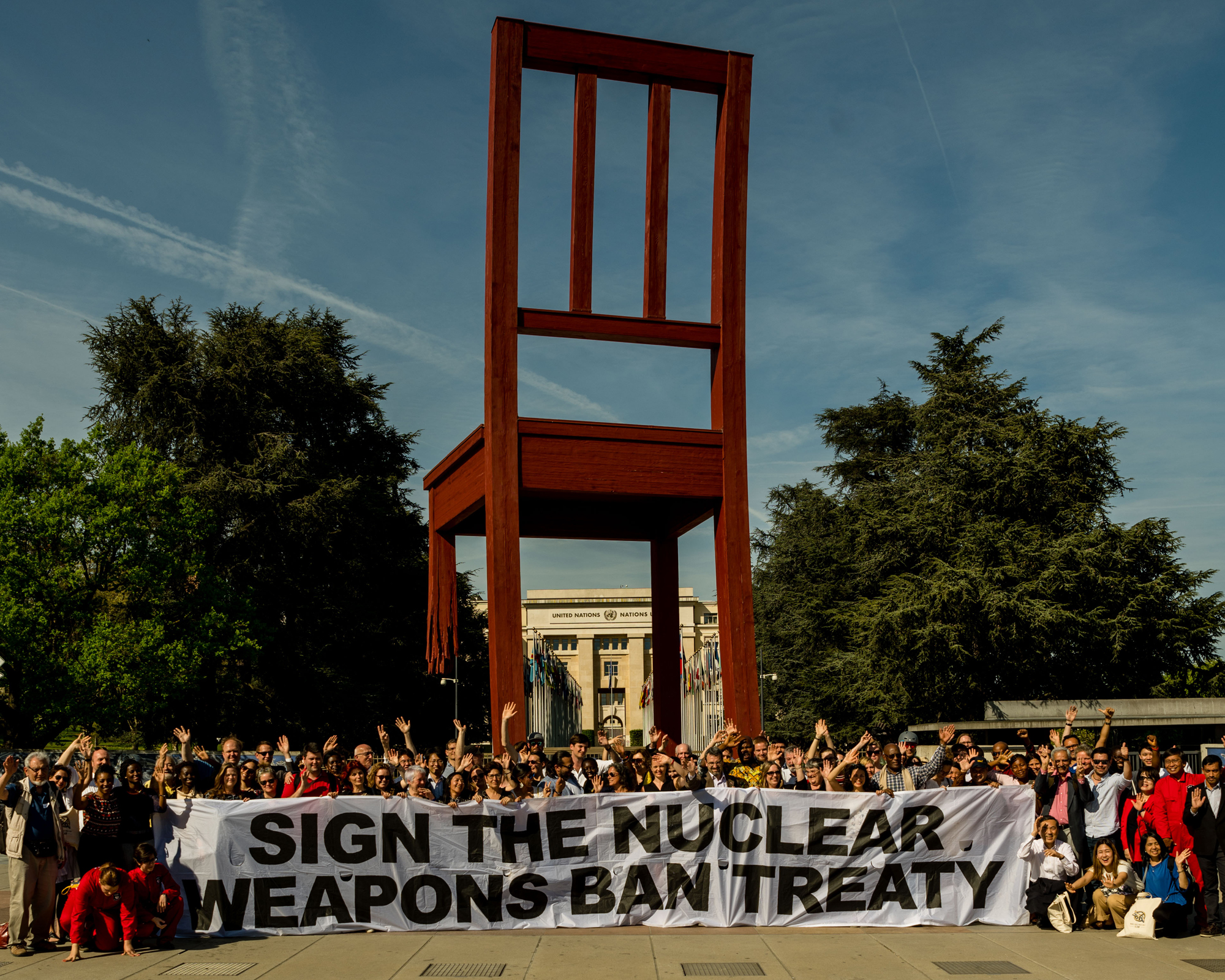 CPE speaks out for peace, disarmament in local and global spaces